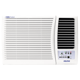 Voltas 1.5 Ton 2 Star Window AC (182 MZC, Copper Condenser, White)_1