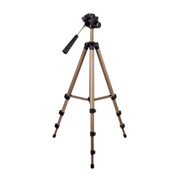 Croma 125 cm Height Tripod (CRIA1044, Brown)_1
