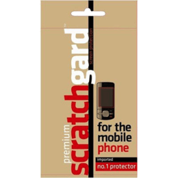 Scratchgard Screen Protector for Samsung Corby Plus (Clear)_1
