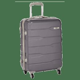 VIP Argo 45 Litres Polycarbonate Trolley Bag (Water Resistant, ARGO55CPN, Grey)_1