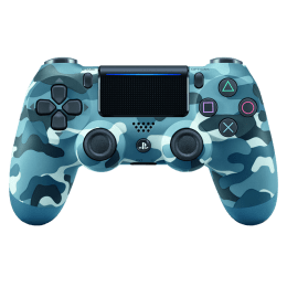 Sony DualShock 4 Wireless Controller for PS4 (CUH-ZCT2E25, Blue)_1