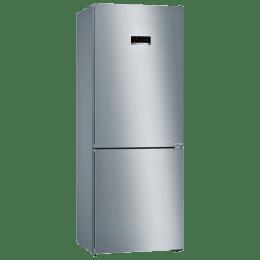 Bosch 415 L 3 Star Frost Free Double Door Inverter Refrigerator (KGN46XL40I, Inox)_1