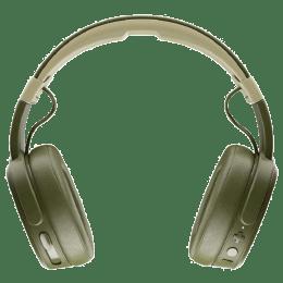 Skullcandy Crusher Bluetooth Headphone (S6CRW-M687, Olive)_1