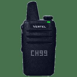 Vertel Digital Long Range Walkie Talkie (PRM446, Black)_1