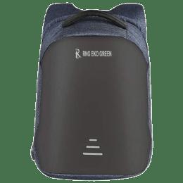 RNG Eko Green 30 Litres Travel Laptop Backpack (RNG 1913-BLU, Blue)_1