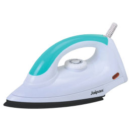 Jaipan Desire 1000 Watt Steam Iron (JPDI0007, White/Blue)_1