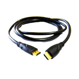 Dse 100 cm HDMI (Type-A) HDMI Cable with Gold Plated Connectors (Black)_1
