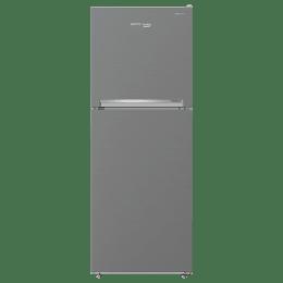 Voltas Beko 270 L 3 Star Frost Free Double Door Inverter Refrigerator (RFF293I, Inox)_1