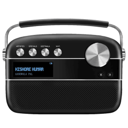 Saregama Carvaan 2.0 Channel Media Player (R20021, Classic Black)_1