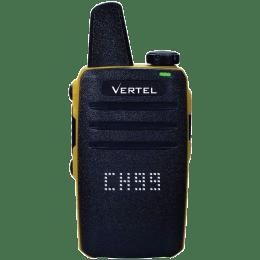 Vertel Digital Long Range Walkie Talkie (PRM446, Yellow)_1