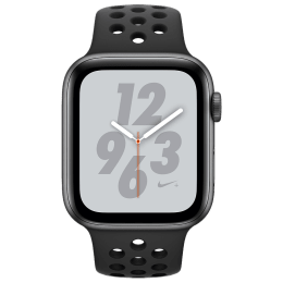 Apple Watch Series 4 (GPS + Cellular) 4.0 cm Nike+ Space Gray Aluminum Case with Anthracite/Black Nike Sport Band_1