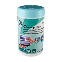 Croma 100 Wipes Clean (CRXA1118, White)_1