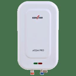 Kenstar Atom Pro 3 Litres Instant Water Geyser (3000 Watts, KGTATP03WP8V3K-DSE, White)_1