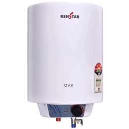 Kenstar Star 6 Litres 3 Star Storage Water Geyser (2000 Watts, KGSSTA06WM8VGN-DSE, White/Grey)_1