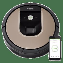 iRobot Roomba 0.6 Litres Robotic Vacuum Cleaner (966, Black)_1
