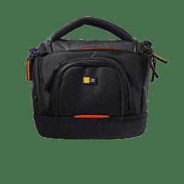 Case Logic Nylon Camera Sling Bag For Camcorder (Hammock System, SLDC-203, Black)_1