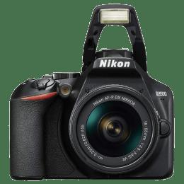 Nikon 24.2 MP DSLR Camera (Body Only) (D3500, Black)_1