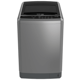 Voltas Beko 6.2 kg Fully Automatic Top Loading Washing Machine (WTL62S, Silver)_1