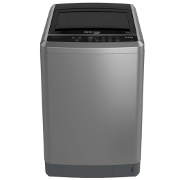 Voltas Beko 6.5 kg Fully Automatic Top Loading Washing Machine (WTL65S, Silver)_1
