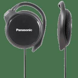 Panasonic On-Ear Wired Earphones (RP-HS46, Black)_1