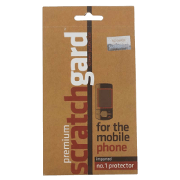 Scratchgard Screen Protector for Nokia C5 (Clear)_1
