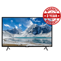 TCL 140 cm (55 inch) 4k Ultra HD LED Smart TV (55P65US, Black)_1