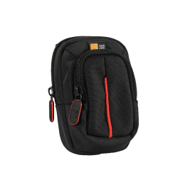 Case Logic Polyester Digital Camera Case (DCB-302, Black)_1