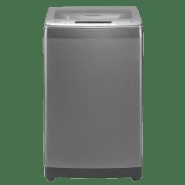 Haier 7 kg Fully Automatic Top Loading Washing Machine (HWM70-698NZP, Titanium Grey)_1