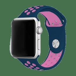 Robobull 42/44 mm Nike Sports Apple Watch Strap (3770000069, Blue)_1