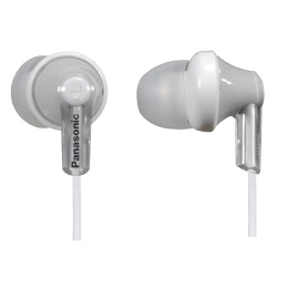 Panasonic In-Ear Wired Earphones (RP-HJE120-S, Silver)_1