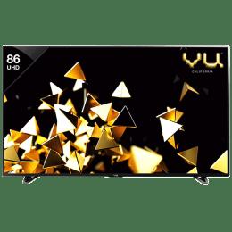 Vu 218cm (86 inch) 4k Ultra HD LED Smart TV (Black, VU/C/PXUHD86)_1