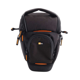 Case Logic Nylon SLR Camera Holster (SLRC-201, Black)_1