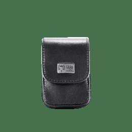 Case Logic Leather Digital Camera Case (DC24, Black)_1
