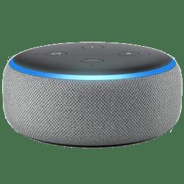 Amazon Echo Dot 3rd Generation Smart Speaker (B07PKXJN7J, Grey)_1