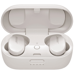 Bose QuietComfort In-Ear Truly Wireless Earbuds with Mic (Bluetooth 5.1, Sweat and Weather Resistant, 831262-0020, Soapstone)_1
