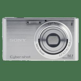 Sony Cyber Shot 14.1 MP Point & Shoot Camera (DSC-W320, Silver)_1