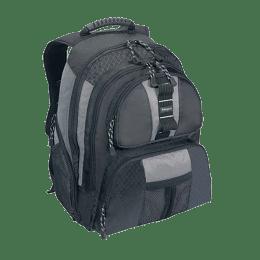 Targus Backpack for 15.6 Inch Laptop (TSB007AP-11, Black)_1