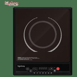 Lifelong Inferno VX 1 Burner Glass Plate 2000 Watts Induction Cooktop (Pan Sensor Technology, LLIC10, Black)_1