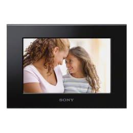 Sony 17.78 cm Digital Photo Frame (DPF-A700, Black)_1