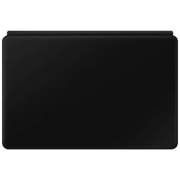 Samsung Plastic Keyboard Cover for Galaxy Tab S7 Plus (Touch Pad, EF-DT970UBNGIN, Black)_1