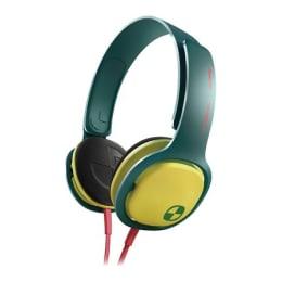 Philips O'Neill SHO3300ACID Headphone (Green/Fluorescent)_1