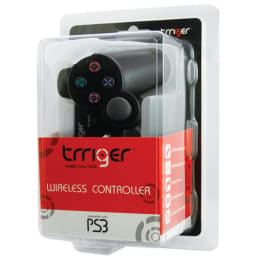 Trriger Wireless Controller for Sony PS3 (Black)_1