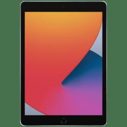 Apple iPad 10.2 8th Gen WiFi iOS Tablet (iPadOS 14, Apple A12 Bionic Chip, 25.90 cm (10.2 Inches), 4GB RAM, 32GB ROM, MYL92HN/A, Space Grey)_1