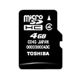 Toshiba 4GB Memory Card (To-MiCl4-4GB, Black)_1
