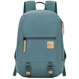 VIP Scuba 01 14 Litres Polyester Casual Backpack (1 Front Pocket, BPSCU01TEL, Teal)_1