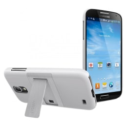 Cygnett Incline Back Case Cover for Samsung Galaxy S4 (CY1183CXINC, White)_1