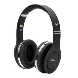 MiiKey MiiRhythm Bluetooth Headphone (Black)_1