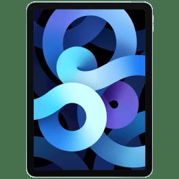 Apple iPad Air WiFi iOS Tablet (iPadOS 14, Apple A14 Bionic Chip, 27.68 cm (10.9 Inch), 4GB RAM, 256GB ROM, MYFY2HN/A, Sky Blue)_1