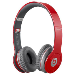 Beats Solo HD Headphone (Red)_1