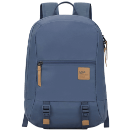 VIP Scuba 02 14 Litres Polyester Casual Backpack (1 Front Pocket, BPSCU02BYB, Baby Blue)_1